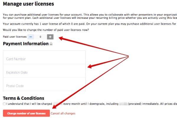 Add licenses