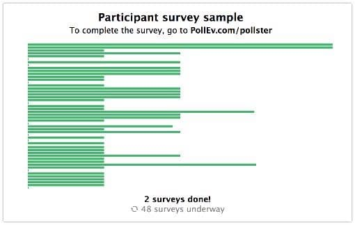 Poll Everywhere for Win Survey horserace