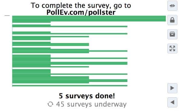 Survey tracker image