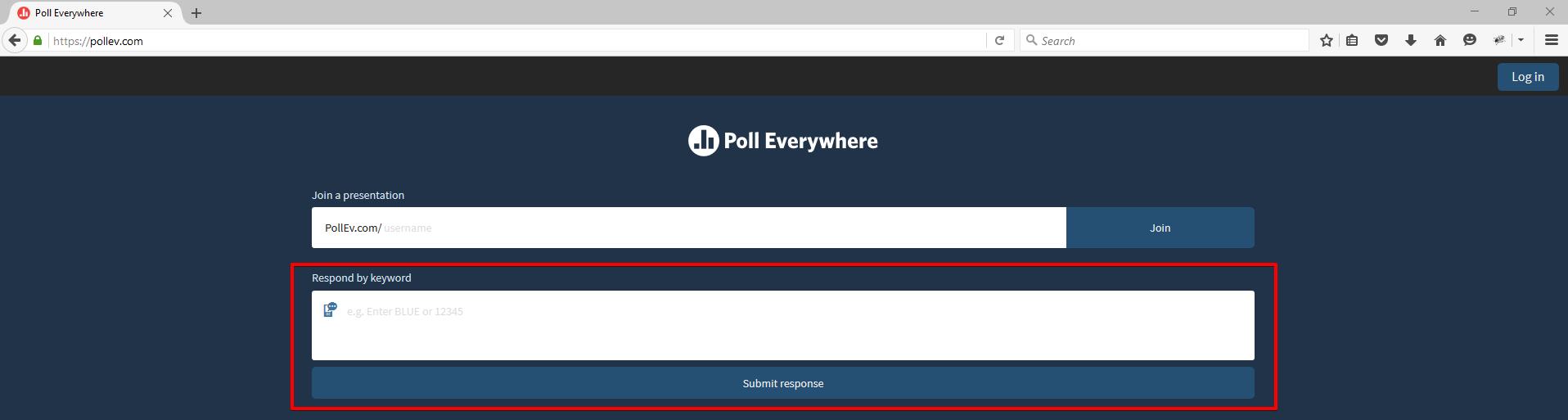 PollEv.com