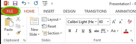 Select File image