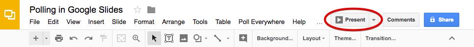 Google Slides Presentation 1